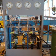 DESIGN, PROCUREMENT, DISMANTLING, MOUNTING, TEST AND COMMISSIONING OF EQUIPMENT COMPONENTS FROM THE PLANT GENERATOR No. 5 WATER-HYDROGEN COOLING SYSTEM